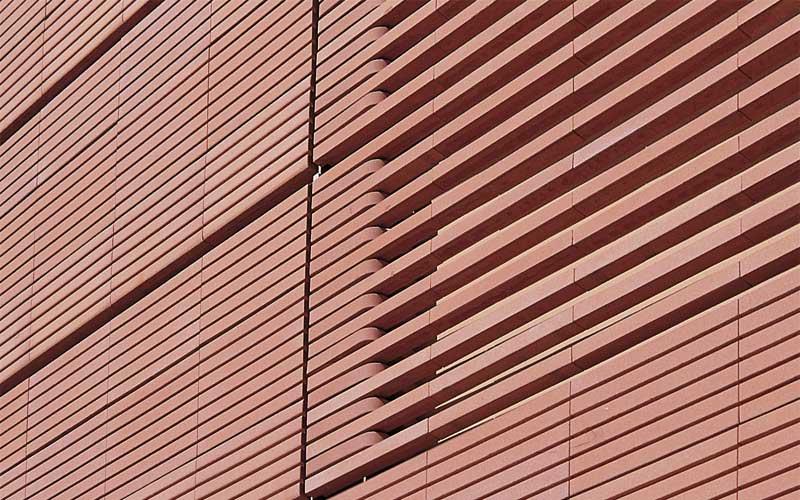 Ventilated Terracotta Cladding Banca Popolare Di Lodi